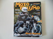 MOTOCICLISMO D'EPOCA 10/2005 VESPA 150 SPRINT/MUNCH MAMMUT/HONDA CX 500/ASTORE
