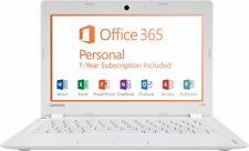"NEW Lenovo 110s 11.6"" Laptop Dual-Core 2GB RAM 32G eMMC 1-Year Office Windows 10"