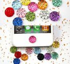 6x Diamond Fashion Bling Home Button Sticker Case for Apple iphone 5S 5C 5SE 6s