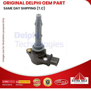 Delphi Ignition coil For Mercedes-Benz ML350 3.5L 6 Cyl 3498 cc 2006-2011