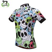 Mens Cycling Jersey Short Sleeve Sportswear Bike Bicycle Shirt Tops Quick dry