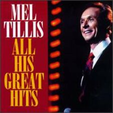 Mel Tillis - All His Great Hits [New CD] Manufactured On Demand