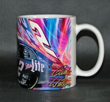 NASCAR Rusty Wallace 1999 20th Century Out With A Roar Coffee Mug