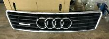 AUDI QUATTRO A6 GRILLE ASSEMBLY OEM 1995-1998