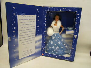 "Special Edition ""Snow Sensation Barbie"" # 23801 Very Good Condition MIB"