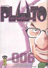 PLUTO tome 6 Naoki Urasawa Osamu Tezuka MANGA seinen