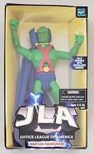 "Justice League Of America Martian Manhunter Jla 8"" Super Poseable Action Figure"