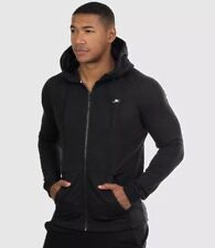 NIKE SPORTSWEAR MODERN HOODIE FULL ZIP MEN 835858-010 BLACK POCKETS -SZ Med-