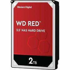 "Western Digital Red NAS WD20EFAX 2TB SATA 6.0Gb/s 256MB 3.5"" internal HardDrive"