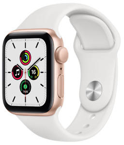 Apple Watch Series 4 - 40mm - (GPS + Cellular) - Gold - Excellent