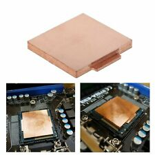 CPU copper cover (PC) for LGA 115x i5 i7 3770k 4790k 6700k 7700k 8700k 9900k