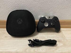 Microsoft Xbox Elite Wireless Controller Schwarz Kompatibel X / S vom Händler