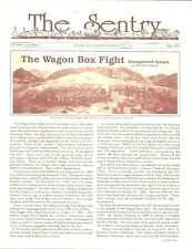 The Sentry Vol 4, Nos 1/2/3/4 1995 - Wagon Box Fight, Battle Of Red Fork, Desmet
