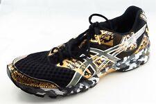 Asics Noosa TRI 8 Shoes Size 12 M Black Running Fabric Men