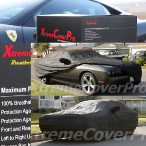 2011 2012 2013 Dodge Challenger Breathable CUSTOM FIT Car Cover w/MirrorPocket
