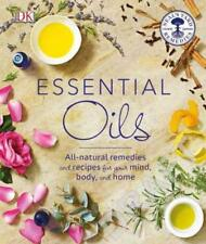 ESSENTIAL OILS - NEAL'S YARD REMEDIES (COR) - NEW PAPERBACK BOOK