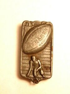 Older money clip made with an athletic / football themed pendant- Addie Athlete