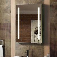 ENKI BM001 500 x 700 Backlit Illuminated Bathroom Wall LED Mirror Vertical COCO
