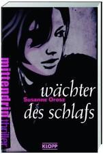Wächter des Schlafs von Susanne Orosz (2011, Taschenbuch)