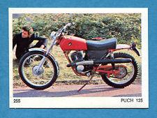 AUTO E MOTO - Figurina-Sticker n. 255 - PUCH 125 -New