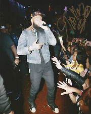 Maybach Music Group STALLEY Signed Autographed Photo Kyle Myricks MMG! SWANGIN!