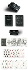 New Black Misc. Goods Co Playing Cards Deck Printed By USPCC 2nd Edition