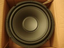 "NEW 8"" Subwoofer Speaker.8 ohm.Home Audio.bass Driver.Woofer Replacement.8inch"