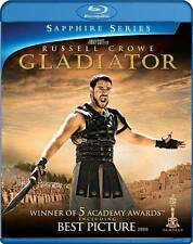 Gladiator (2009) Blu-ray 2- Disc Sapphire Series Russell Crowe  NEW!