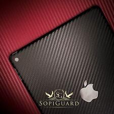 SopiGuard 3M Carbon Fiber Brushed Full Body Skin for Apple iPad 9.7 2017 A1822