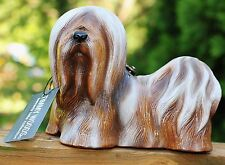 RARE! TIMMY WOODS MINAUDIERE LHASA APSO DOG SHOW SIGNED SHOULDER BAG CLUTCH RARE