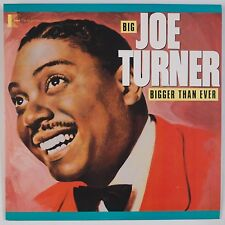 BIG JOE TURNER: Bigger than Ever USA KENT R&B Blues Vinyl LP NM-
