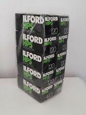 ilford hp5 120 expired medium format