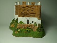 Vtg Extra Rare Collectible Greek House Miniature Model -Tinos Thnos Pigeon House