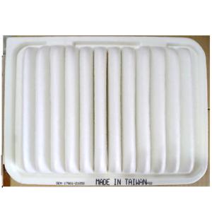 Engine Air Filter Element for Toyota Corolla Yaris Scion Matrix OEM 17801-21050