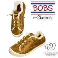 Bobs From Skechers Women's Trainers Beach Bingo 2 Fleece Sneakers Size 3.5 UK.