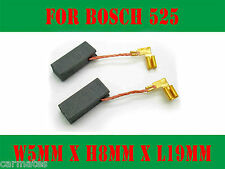 Carbon Brushes For Bosch 1 617 000 525 GBH 2400 2600 SDS Drill GSB 20-2 RE AU