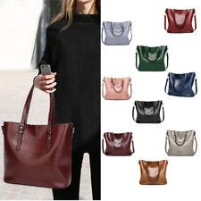 Designer Womens Large Solf Leather Handbags Shoulder Bags Messenger Hobo Tote