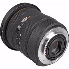 Sigma DC f/3 Lenses for Nikon Cameras