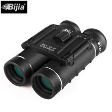 UK Bijia 30x40 Zoom Lens Portable Travel HD Bak4 Optics Binoculars Telescope