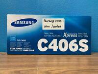 Genuine OEM Samsung K606//C607//M607//Y607 Toner Cartridge