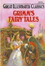 Great Illustrated Classics: Grimm's Fairy Tales Vol. 49 Brand New