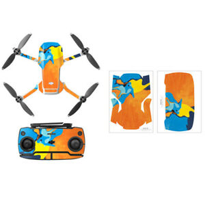 Compatible with   Mini RC  Decoration Waterproof Decal Skin Z5O6