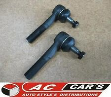 2 OUTER TIE ROD ENDS FORD  E-150 ECONOLINE RANGER