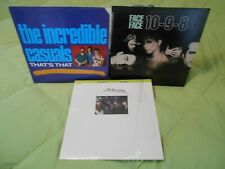 The Del Fuegos Boston, Mass. Incredible Casuals That's That, Face To Face Lp Lot