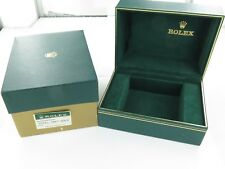 .1980s/90s ROLEX MENS 18K GOLD & S/STEEL DATEJUST 162333 DISPLAY BOX + OUTER.