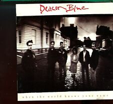 Deacon Blue / When The World Knows Your Name