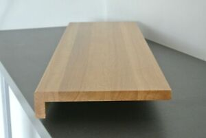 european oak stair treads - system2 - oiled with premium hardwax-oil