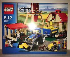 Lego City 7637 la Ferme