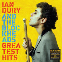 "Ian Dury and The Blockheads : Greatest Hits VINYL 12"" Album (2018) ***NEW***"