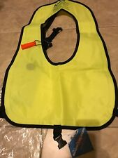 Innovative Scuba Concepts Snorkel Safety Vest NEW w/ Tag L Large